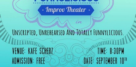 An Evening of Comedy With Funnylicious Improv Theater