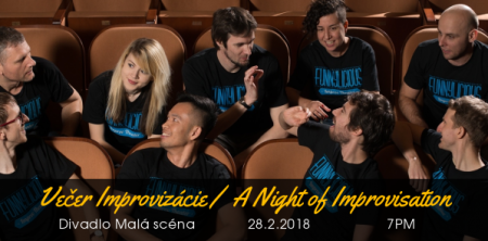 Večer Improvizácie/ A Night of Improvisation