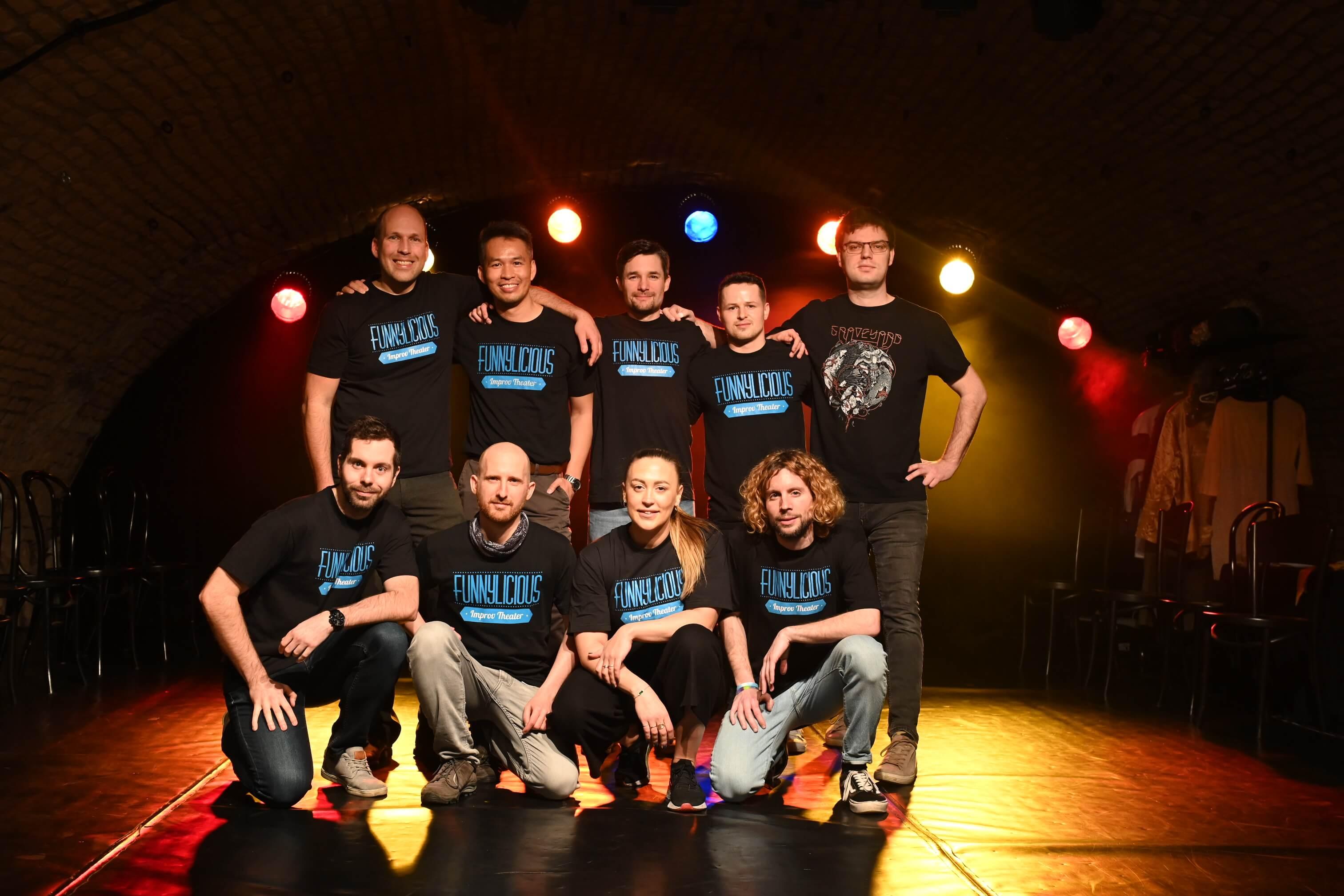 Funnylicious Improv Shows Workshops Classes Team