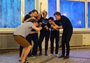 Hire improv theater bratislava