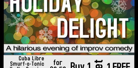 Holiday Delight with Funnylicious