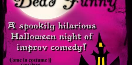 Dead Funny Halloween Night