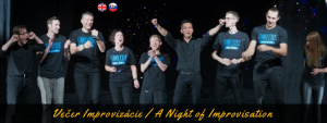 Večer Improvizácie/ A Night of Improvisation @ Divadlo Malá scéna STU | Bratislavský kraj | Slovakia