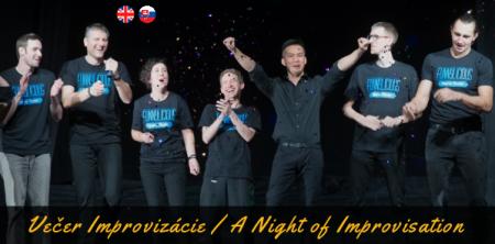 Večer Improvizácie/ A Night of Improvisation