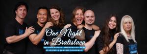 One Night in Bratislava @ Teatro Colorato